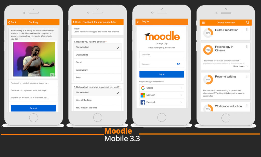 Moodle Mobile